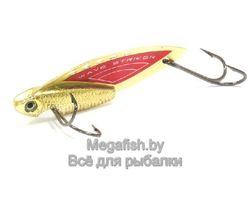 Колеблющаяся блесна Kosadaka Wave Striker 10 ( 4.9см, 10гр) цвет Gold/Red
