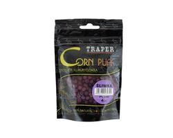 Вулканизированнная кукуруза (CORN PUFF)  Traper Sliwka 4 мм