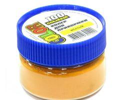 Краска для прикормки 100 поклевок желтая 50гр CO-004