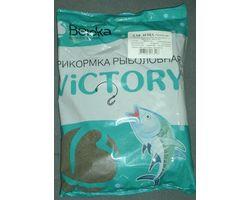 Прикормка рыболовная VICTORY для ЛЕЩА (чёрная)