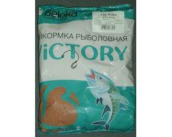Прикормка рыболовная VICTORY для ЛЕЩА (красная)