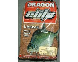 Прикормка рыболовная Dragon Elite лещ мотыль красный 1,0 кг