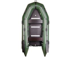Bark BT-290S Моторная надувная лодка килевая с жестким днищем, двухместная