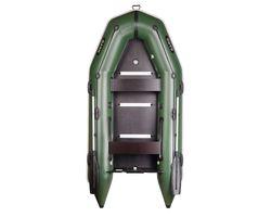 Bark BT-310S Моторная надувная лодка килевая с жестким днищем, трехместная