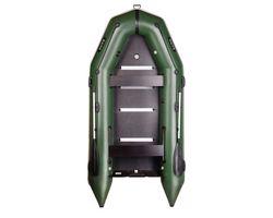 Bark BT-420S Моторная надувная лодка килевая с жестким днищем, 4-6-местные, 4-8-местные