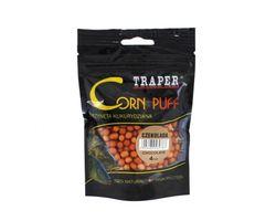 Вулканизированнная кукуруза (CORN PUFF)  Traper Czecolada 4 мм