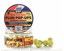 Бойлы Pop-Up Van Daf Мёд 12мм