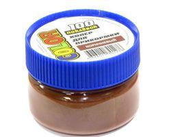 Краска для прикормки 100 поклевок коричневая 50гр CO-002