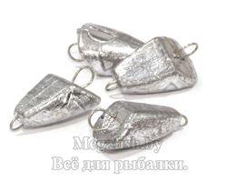 """""""Рыбья голова"""" свободное ухо 12гр New (упаковка 10 шт.)"""