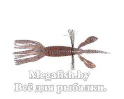 Силиконовая приманка Jackall Pine Shrimp 2 (5,0 см, упаковка — 6 шт.) цвет Cinnamon Blue Flake