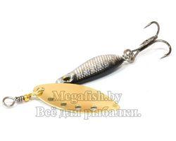 Блесна  Renegade  Nice Fry 6гр Long gold L053