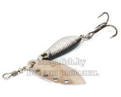 Блесна  Renegade  Nice Fry 6гр Long silver  L053