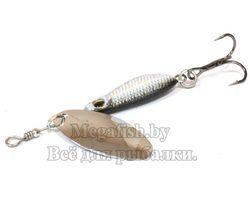 Блесна  Renegade  Nice Fry 12гр Oval silver L053