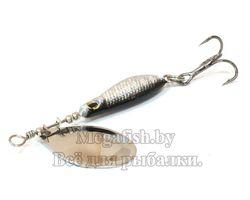 Блесна  Renegade  Nice Fry 6гр  Round silver  L053