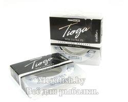 Шнур плетёный Team Salmo TIOGA Silver Grey  150m Диаметр: 0.191mm. / 6.80 kg.