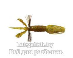 Силиконовая приманка Jackall Pine Shrimp 2 (5,0 см, упаковка — 6 шт.) цвет Suyama Brown