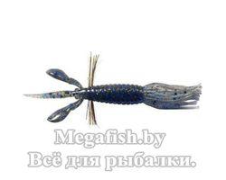 Силиконовая приманка Jackall Pine Shrimp 2 (5,0 см, упаковка — 6 шт.) цвет Blue Gill