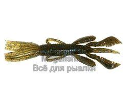 Силиконовая приманка Jackall Pine Shrimp 2 (5,0 см, упаковка — 6 шт.) цвет Moebi Blue