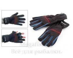 Перчатки Tagrider TR 2102-4 неопреновые 3 откидных пальца XXL