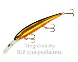 Воблер  Bandit  Deep Walleye floating 62 Gold Black