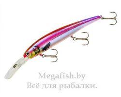 Воблер  Bandit  Deep Walleye floating 72 Purple Shad