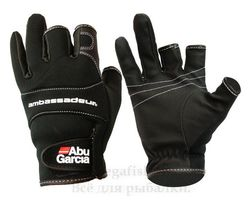 Перчатки Abu Garcia Stretch Neoprene Gloves XL