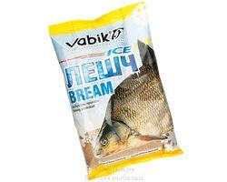Прикормка зимняя Vabik ICE Bream (желто-коричневая) Лещ холодная вода 0.75 кг