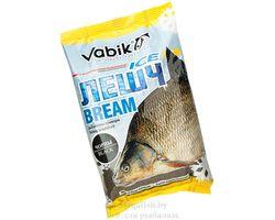 Прикормка зимняя Vabik ICE Bream Black (черная) Лещ холодная вода 0.75 кг