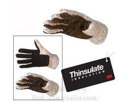 Перчатки Norfin шерстяные с подкладкой Thinsulate