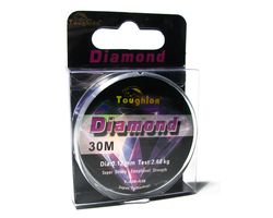 Леска Diamond Monofilament 30m (0.08mm / 1,1kg)