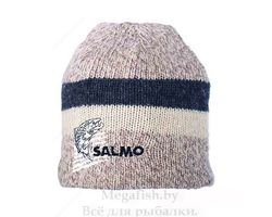 Шапка вязаная шерстяная Salmo Wool 302744