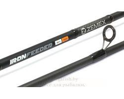 """fidernoe-udilishhe-zemex-iron-flat-method-feeder-13""""-do-140gr-3.9m"""
