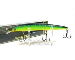 Воблер Megabass  X-140 (14.4см, 17.7гр) floating mat tiger