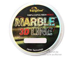 TOUGHLON-MONOFIL''NAJa-LESKA-MARBLE-3D-LINE-30M