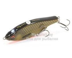 Vobler-3D-Roach-Jerkster-145-14,5sm-66gr-0,5-2m-Red-Black-Cobber