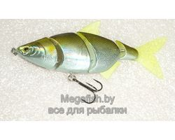Cormoran - Воблер ME-RA Shad–S Gold Green