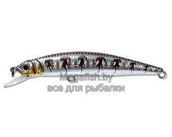 Воблер Fishycat Libyca 75SP (4,7г) X05 (серебро+пламя)