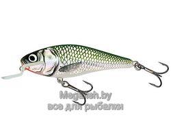 Воблер плавающий Salmo EXECUTOR SR  05/EF (Emerald Fish)