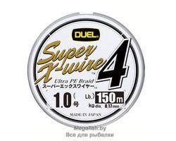 Duel/Yo-Zuri-Super-X-Wire-X4