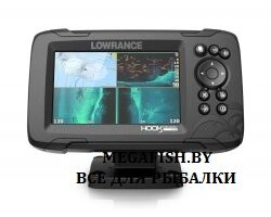Lowrance-Hook-Reveal-5-HDI-83/200