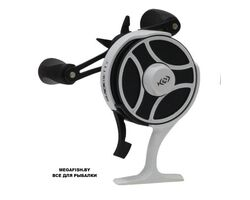 13-Fishing-Black-Betty-Free-Fall-Ghost-Ice-Reel-Left-Hand