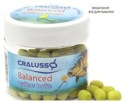 Cralusso-Balanced-Wafters-Boilie-Fluo-Pineapple