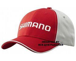 Shimano-Standard-Cap-Red-Grey
