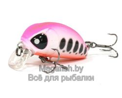 Воблер  Lucky John Pro Series HAIRA TINY F Shallow Pilot(4гр,3.3см,0.2м) floating цвет 203
