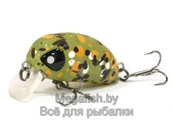 Воблер  Lucky John Pro Series HAIRA TINY F Shallow Pilot(4гр,3.3см,0.2м) floating цвет 504