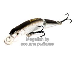Воблер Strike Pro  Minnow Jointed SM70 MG-014F (7см, 4,7гр, 0,2-0,7 м) floating цвет A010