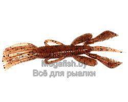 Силиконовая приманка Jackall Pine Shrimp 4,5 (11,4 см, упаковка — 6 шт.) цвет EB.RED.FL.