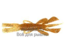 Силиконовая приманка Jackall Pine Shrimp 4,5 (11,4 см, упаковка — 6 шт.) цвет SUYAMA BROWN
