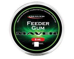 Maver-резина для фидера 0,5 мм намотка 5 метров