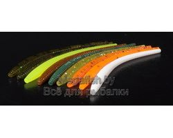 Силиконовая приманка Lucky John Pro Series Wiggler  Worm 05.84 (5.84см,0.5гр,упаковка 9 шт) цвет MIX1